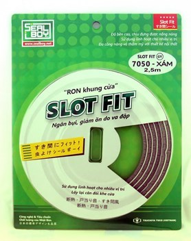 Ron Khung Cửa SlotFit 7050 GY